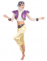 Kostume orientalsk danserinde dame