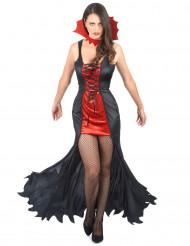 Halloween vampyrkjole til kvinder