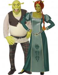 Parkostume Shrek og Fiona