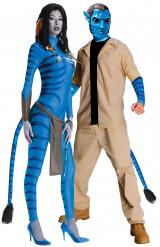 Parkostume Neytiri og Jake Sully fra Avatar™