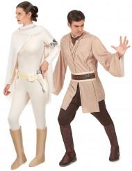 Parkostume Jedi og Amidala Star Wars™