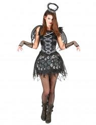 Kostume engel gotisk til kvinder
