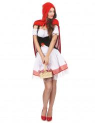 Udklædning Rødhætte kvinde
