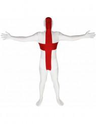 Kostume Morphsuits™ England til voksne