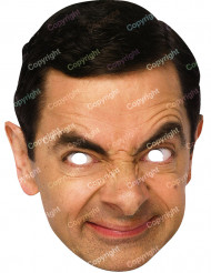 Kartonmaske Mr Bean