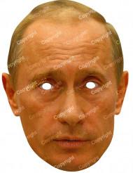 Kartonmaske Vladimir Putin