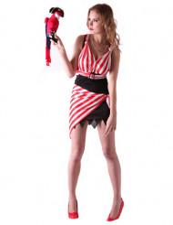 Kostume piratkvinde