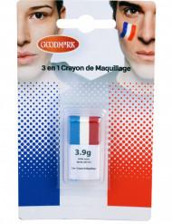 Ansigtsfarvekridt 3 i 1 Frankrig