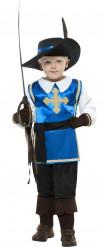 Udklædning musketer dreng