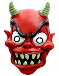 Maske dæmon til voksne Halloween