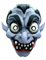 Maske vampyr til voksne til Halloween