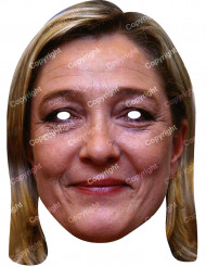 Maske Marine Le Pen