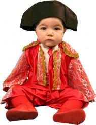 Kostume toreador baby
