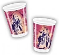 10 Plastikkrus Hannah Montana™
