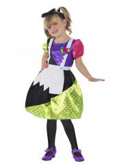 Kostume chiffon dukke til Halloween!