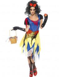 Kostume eventyrprinsesse til kvinder Halloween