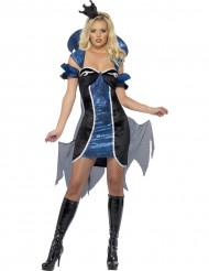 Kostume helvedes dronning til kvinder Halloween