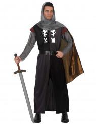 Udklædning Middelalderridder voksen
