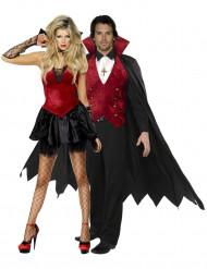 Parkostume vampyr Halloween