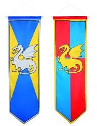 Ridderens våbenskjold deko