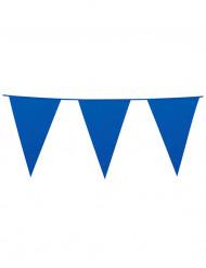 Guirlande blå faner