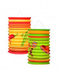 Mexicanske lanterner