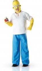 Udklædningsdragt Homer Simpson™ voksen