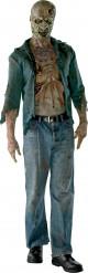 Udklædningsdragt zombie Walking Dead™ voksen