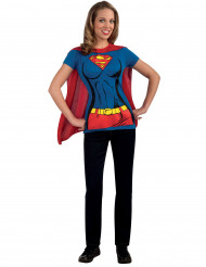 Supergirl™ t-shirt voksen