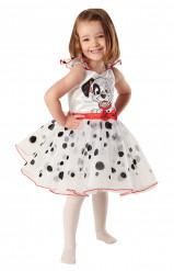 Kostume Ballerine 101 Dalmatiens™ til børn til piger