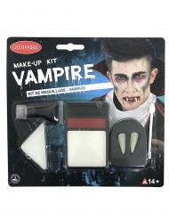 Sminkesæt vampyr Halloween voksen