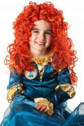 Paryk prinsesse Merida™ børn