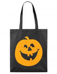 Stofpose græskar Halloween