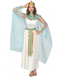 Cleopatra-kostume kvinde