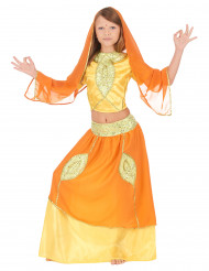 Indisk inspireret kostume