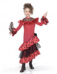 Kostume flamenco-danser børn til piger