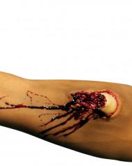 Falsk sår på armen