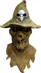 Maske fugleskræmsel voksen Halloween