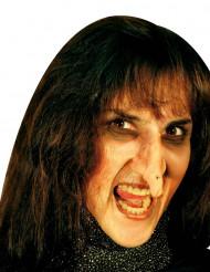 Halloween heksenæse til voksne
