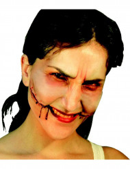 Falsk sår Englegrin voksen Halloween