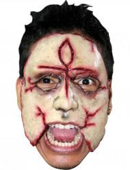 Maske Halloween morder kors voksen