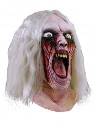 Zombiemaske med blodige øjne voksen
