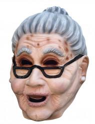 Bedstemor maske