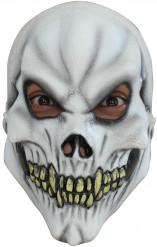 Kranie med mange tænder Maske Halloween