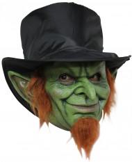 Irsk Nisse Grøn Maske Voksen