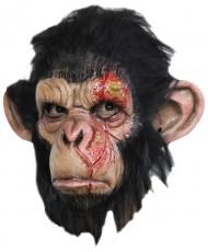 Abe med inficeret sår Maske Halloween