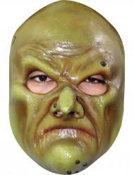 Grøn Troldmand Maske Voksen Halloween