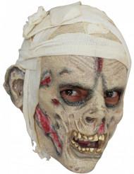 Mumie zombiemaske til voksne