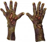 Zombiehænder rådnende Voksen Halloween