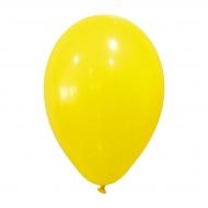 24 gule balloner 25cm
